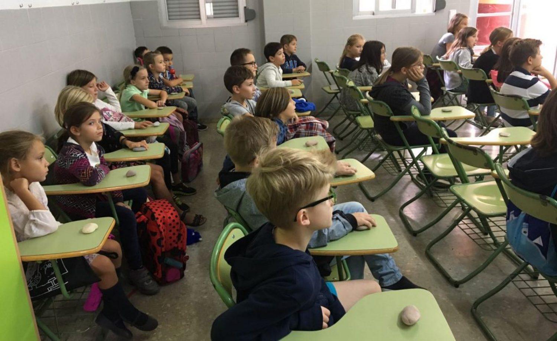 El inicio del nuevo curso escolar