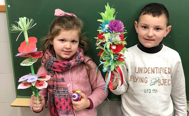 Concurso artístico sobre Pascua