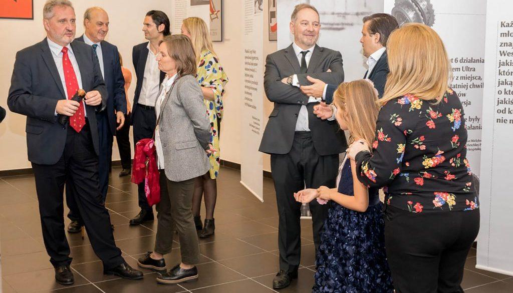 inauguracja wystawy NAGLOWEK