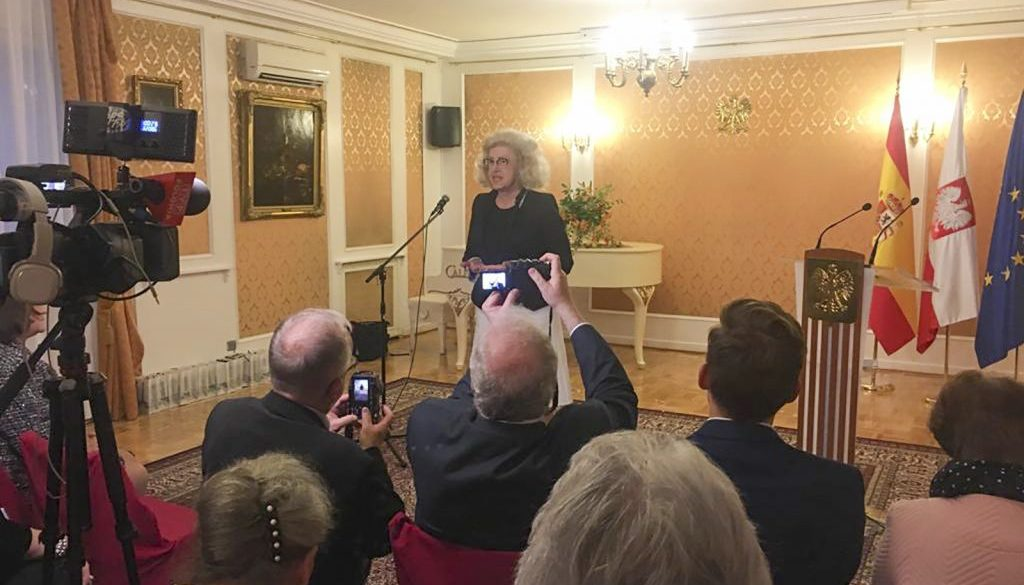 Inauguracja X edycji  konkursu Być Polakiem.