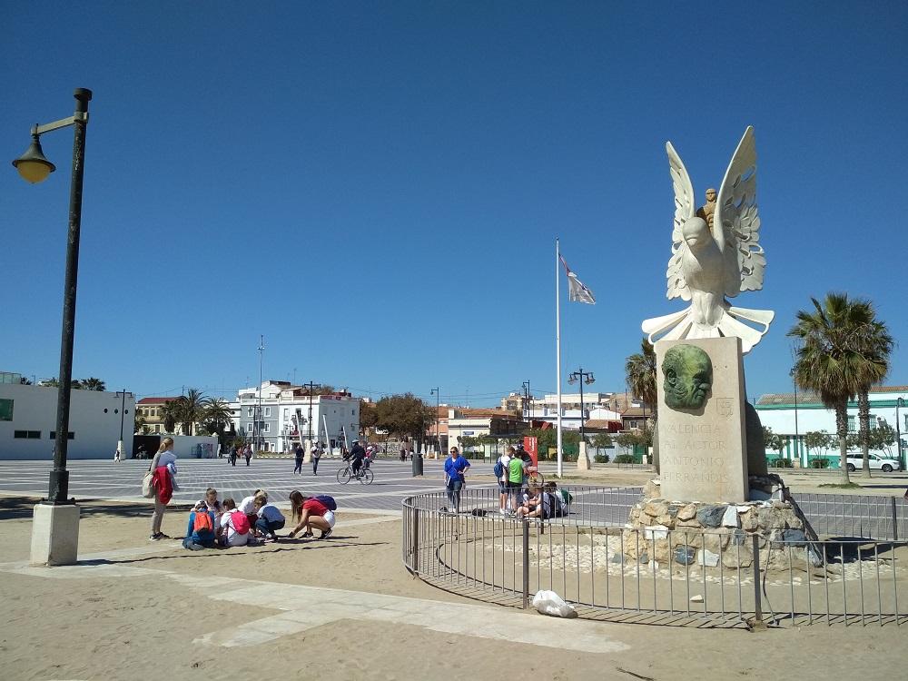 Mostoles w Walencji