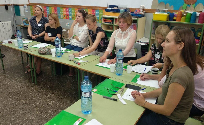 II talleres metódicos en Valencia