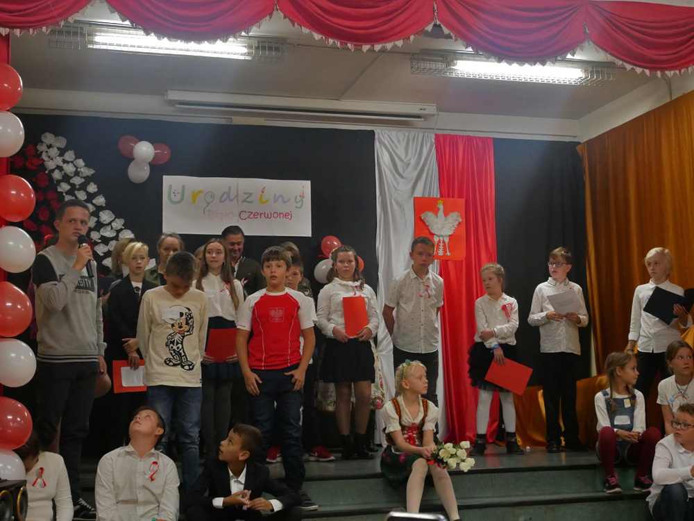 Urodziny Biało-Czerwonej w Mostolesie