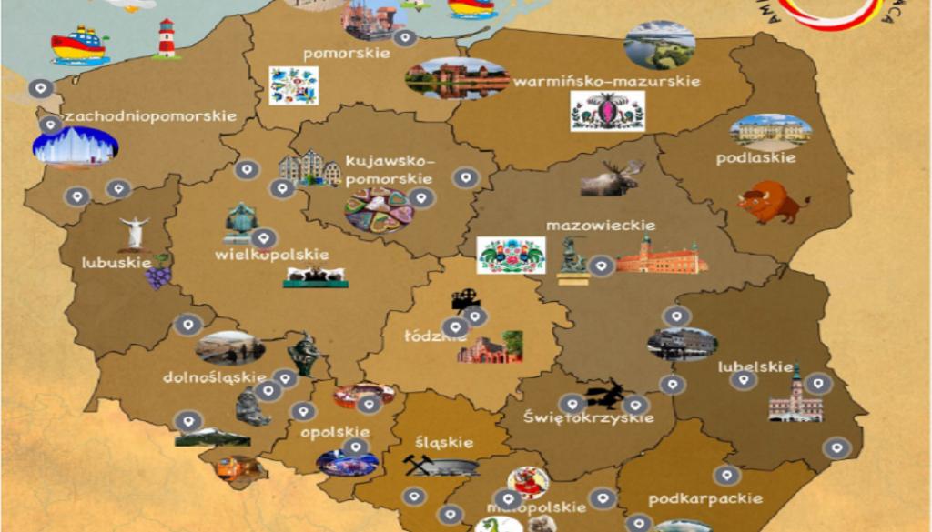 Interaktywna mapa