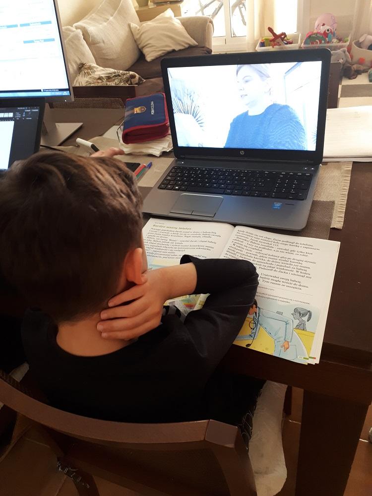 Wirtualne lekcje
